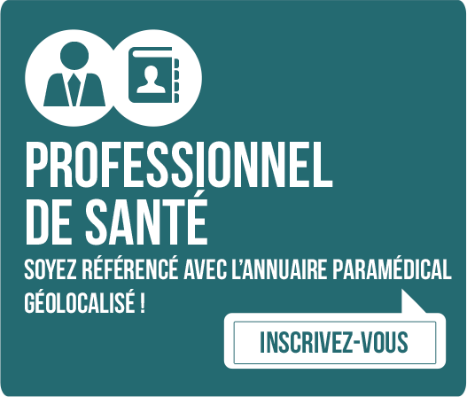 Inscription à l'annaire professionnel