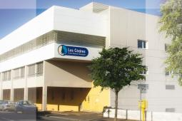 La Clinique Les Cèdres-le bâtiment