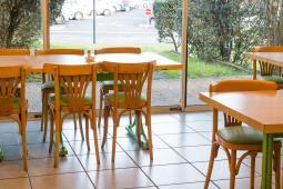 La Clinique Les Cèdres-cafétéria